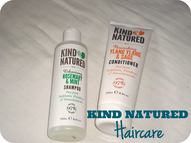 Kind Natured Haircare