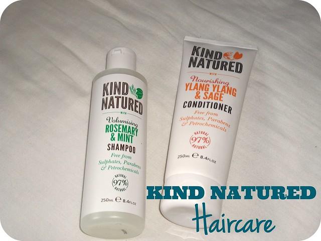 Kind Natured Haircare