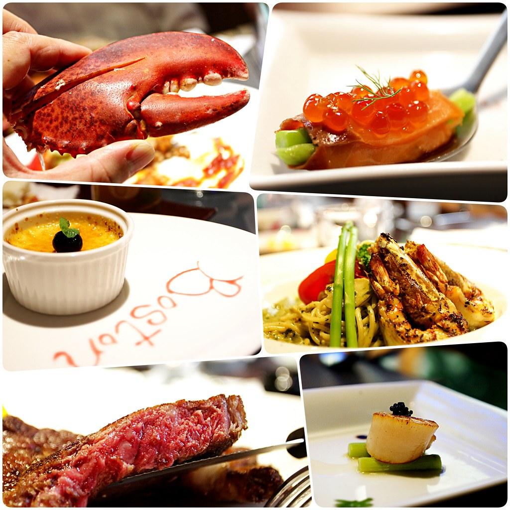 高雄-新興區-波士頓龍蝦餐廳