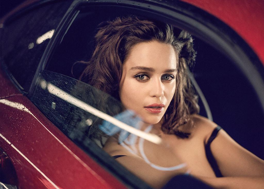 Эмилия Кларк — Фотосессия для «Esquire» 2015 – 1