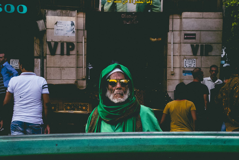 ATW80   Cairo - portrait at the bazaar of Khan el-Khalili