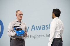 Robert Clark and Vinay Awasthi, Java Keynote, JavaOne 2015 San Francisco
