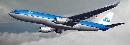 2016-KLM Airbus 332