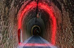 Bez, ancien tunnel ferroviaire - Photo of Le Vigan