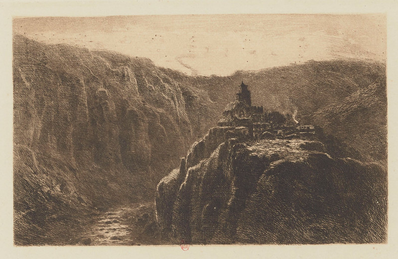 Eugene Viala - Corner of the World, 1880-1913