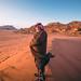 Wadi Rum by colerise