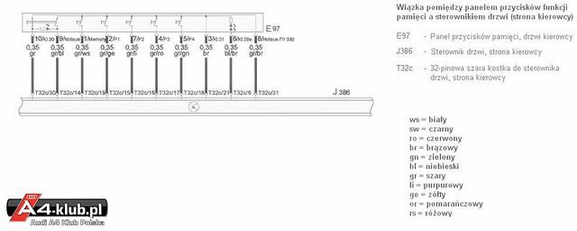 75237 - Instalacja modułu pamięci ustawień fotela kierowcy i lusterek - 11