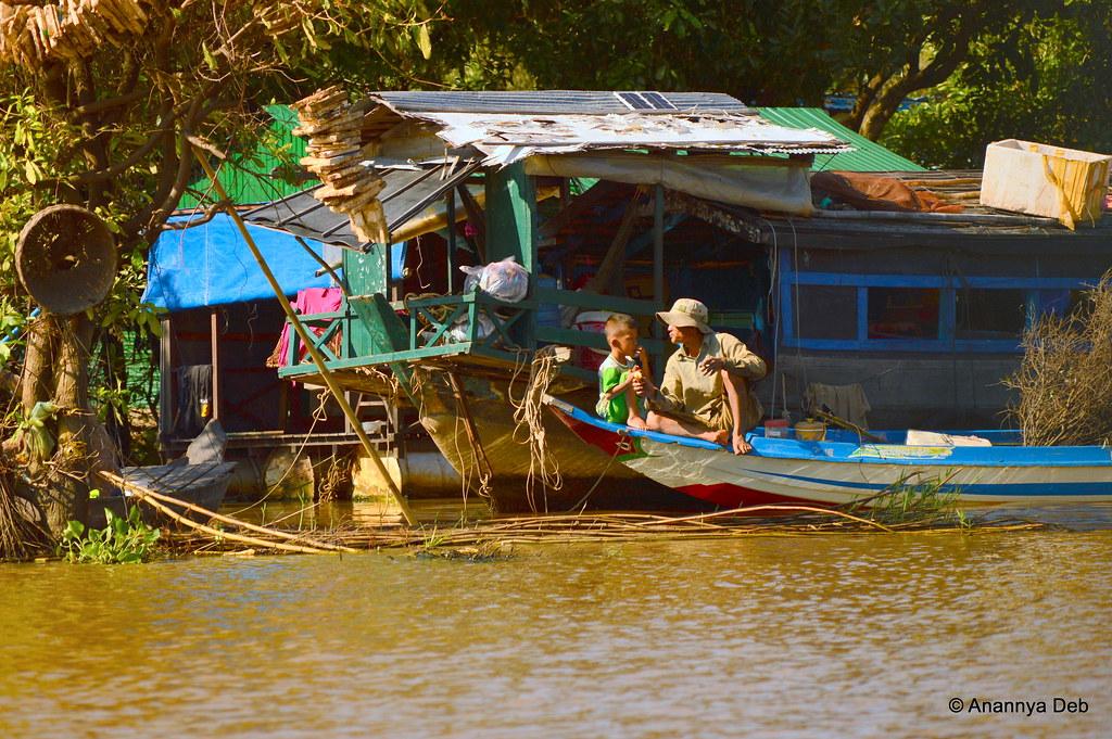 Tonle Sap, November 2015
