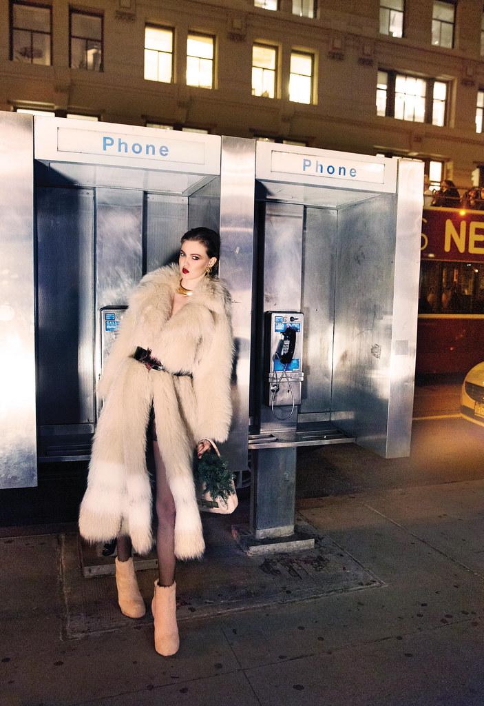 Линдси Виксон — Фотосессия для «Vogue» KR 2015 – 5