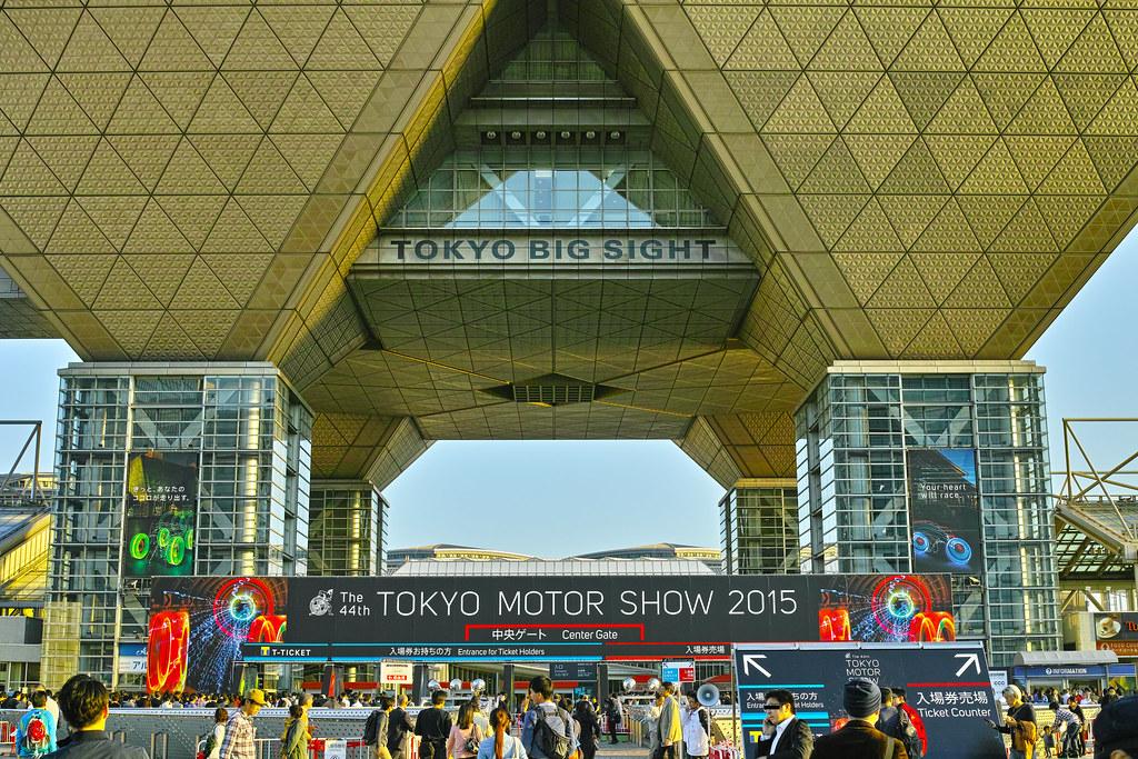 東京モーターショー2015 #1