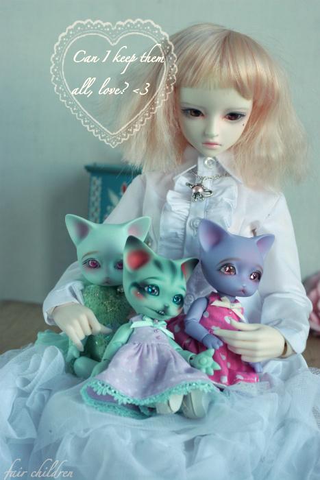 Attack of the pastel kitties 6