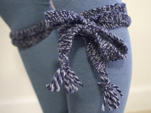 Knit Garters