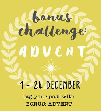 Bonus Challenge Advent Calendar 2015