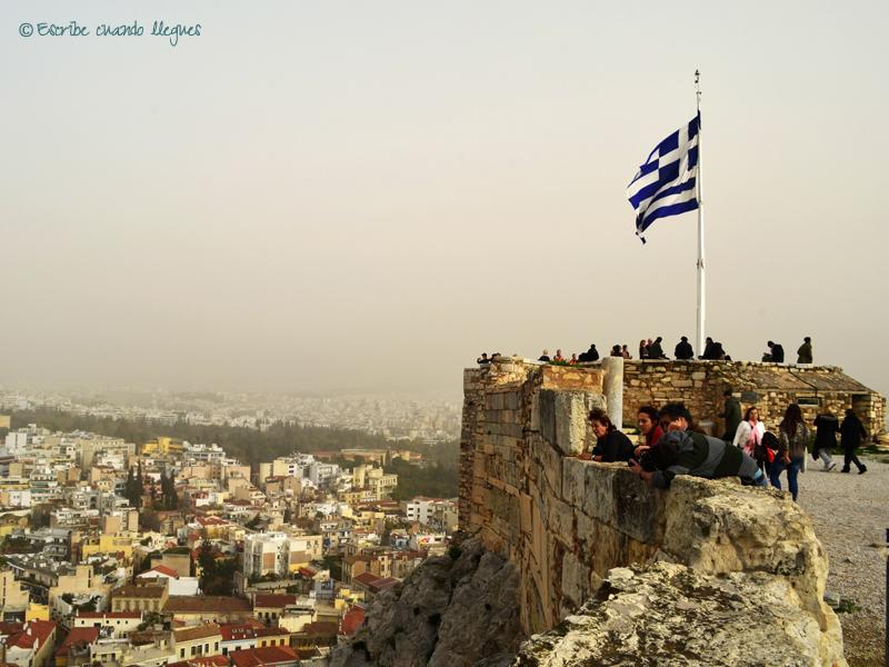 Mirador de la Acrópolis