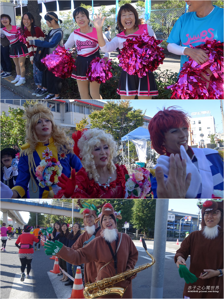 拼圖-大阪馬拉松-變裝加油隊2