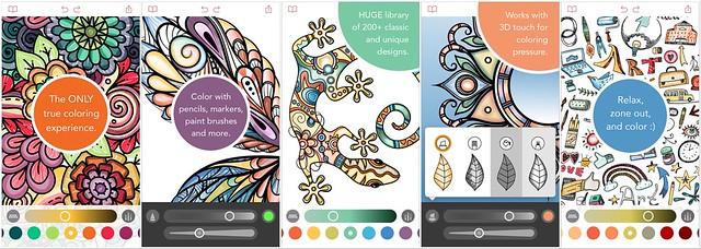 Pigment iPhone