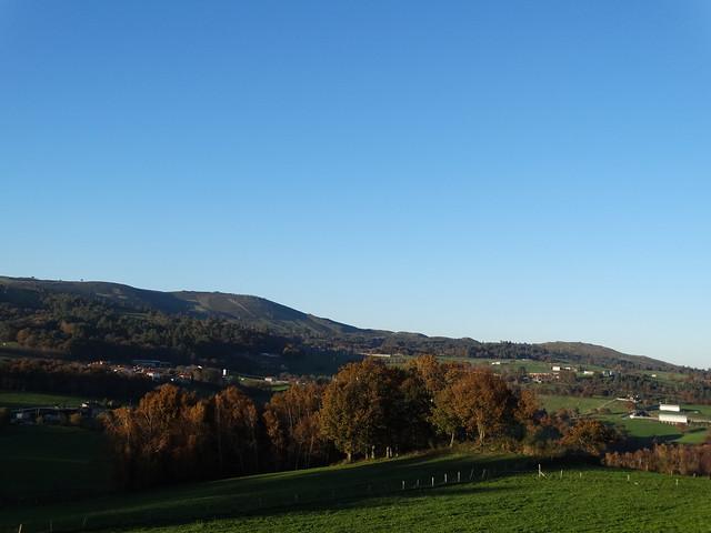 Vistas del PR-G 124 Ruta da Auga, Fontes e Lavadoiros de Parada