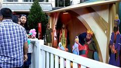 Nativity Scene in Melbourne