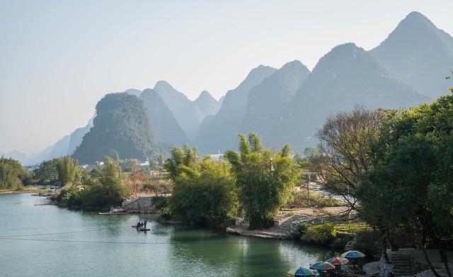 Yulong Village, Guilin, Guangxi - China