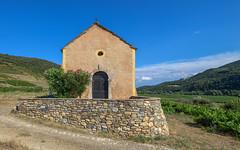 Chapelle Saint-Pontien, Roquebrun