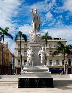 Image of  José Martí. havana cuba habana josemarti hero statue