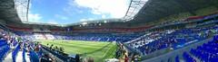 Stade des Lumières, Lyon, France