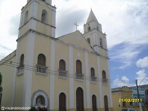 Piaçabuçu - Igreja Maria Mãe dos Homens