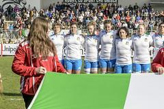 Italia vs Francia 6 nazioni femm