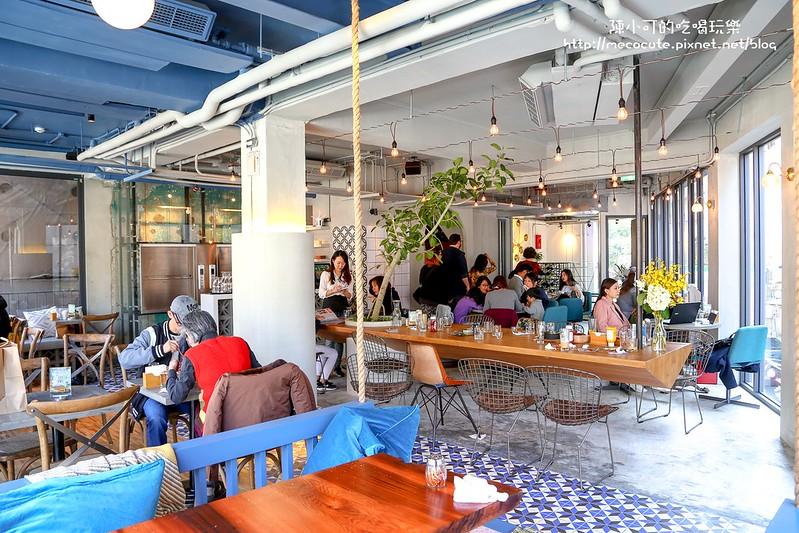 Toasteria Cafe,Toasteria Cafe 吐司利亞永康店 @陳小可的吃喝玩樂