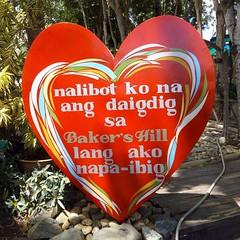 Love month's not over yet! ♥#oplususa #lovemonth #bakershill #puertoprincesa #palawan
