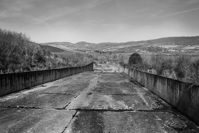 Contignano's Dam