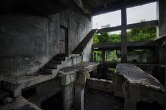 Haboro Old Chikubetsu coal mine, Hokkaido