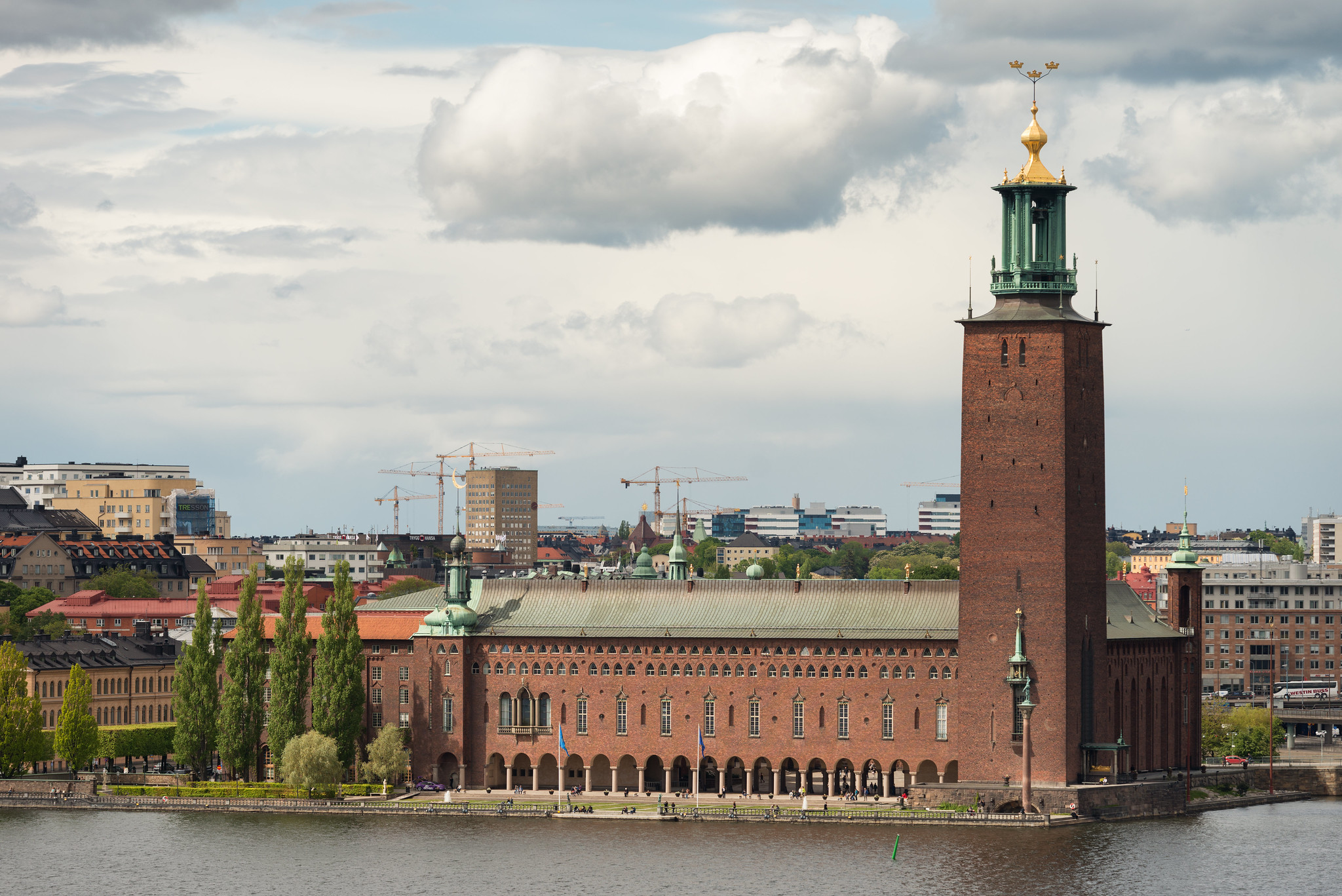Stockholm City Hall (Digital)