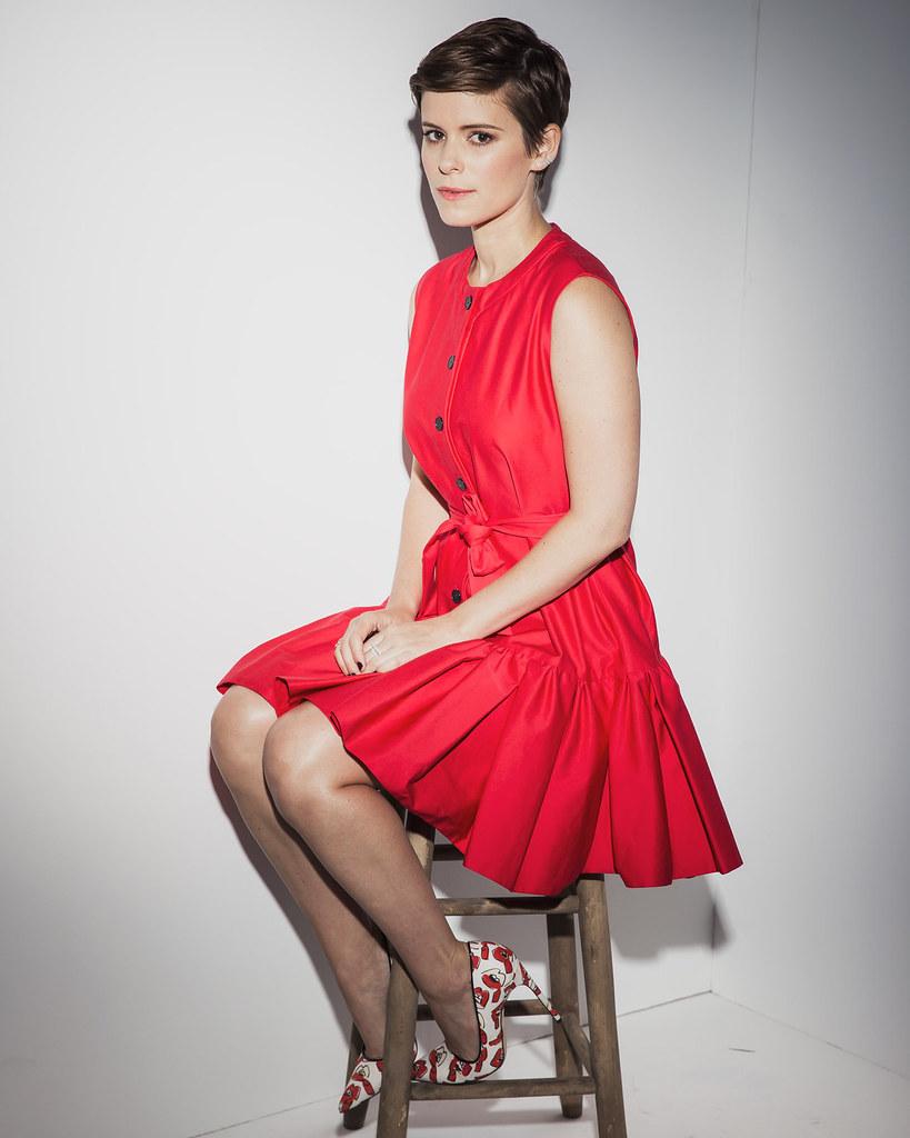 Кейт Мара — Фотосессия для «Марсианин» на «TIFF» 2015 – 9