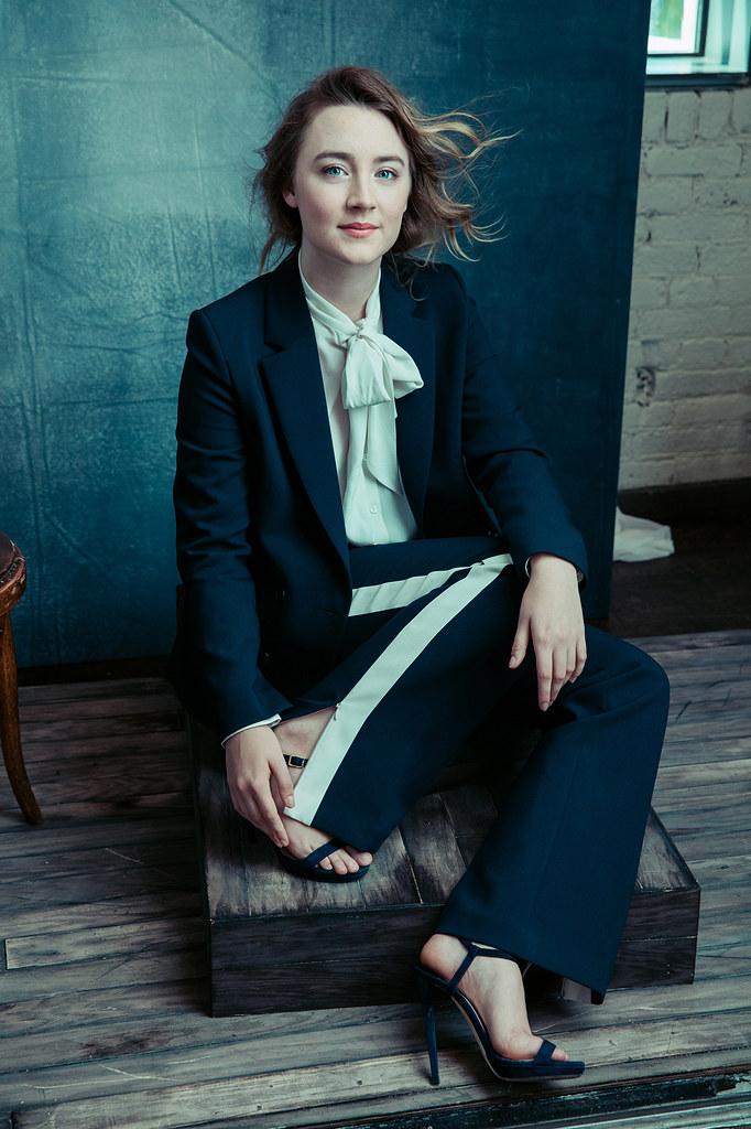 Сирша Ронан — Фотосессия для «Бруклин» на «TIFF» 2015 – 1