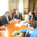 Secretary General Meets with Officers of Trade Union Confederation of the Americas