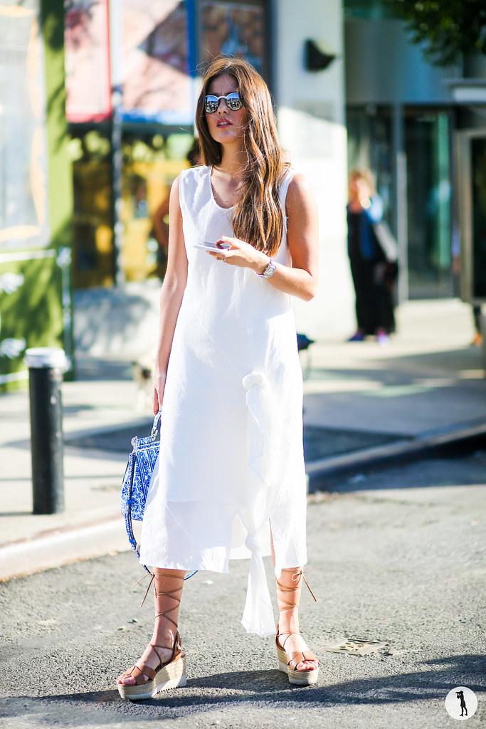 Street style at New York Fashion Week-7