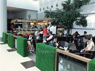 10 Yangon Airport - Espace Cafe 2