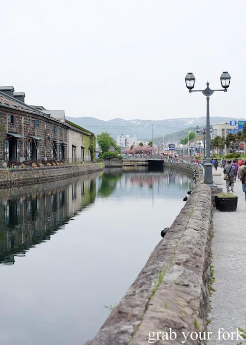 Otaru Canal, Hokkaido