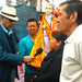 Entrevista a la chica en San Lorenzo por Don Bernardo