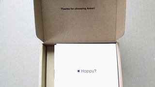 Happy? Anker