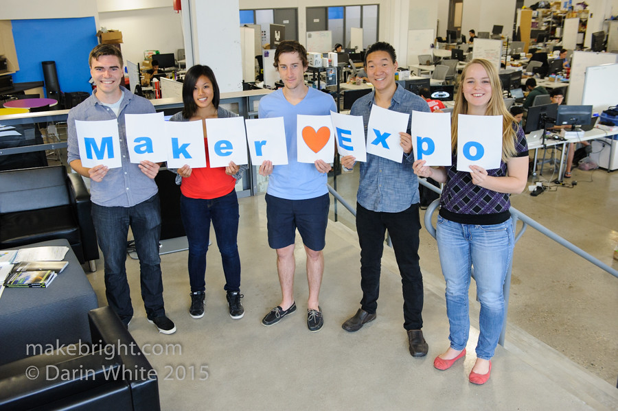 Maker Expo with Velocity Foundry 033