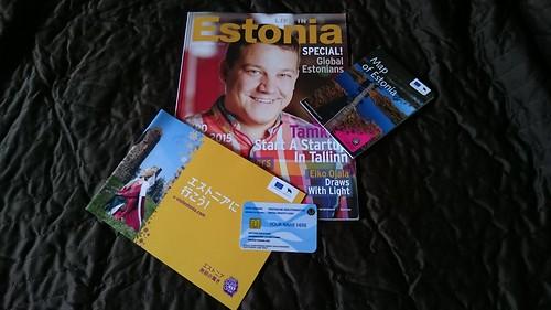 Books on Estonia