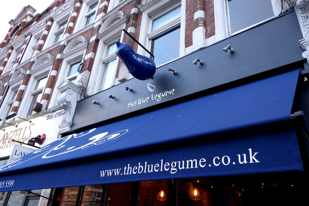The Blue Legume, Muswell Hill