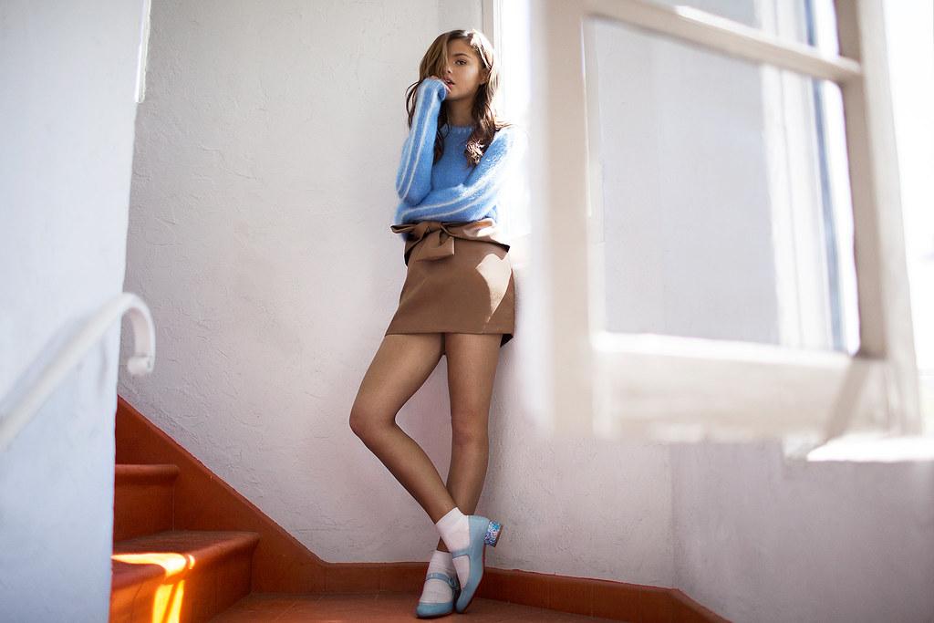Стефани Скотт — Фотосессия для «Flaunt» 2015 – 6