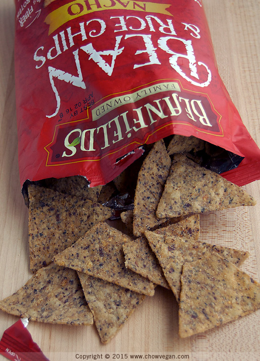 Beanfields Bean and Rice Chips Nacho Flavor