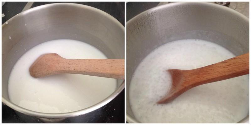 Banana sweet soup progress 2