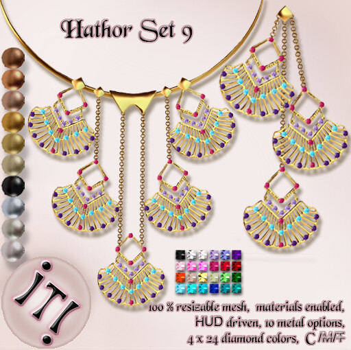 !IT! - Hathor Set 9 Image