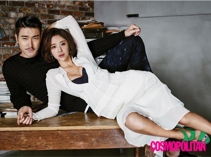 Hwang jung eum and kim yong joon really hookup