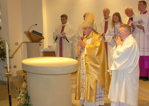 Clare Church Consecration Oct 15